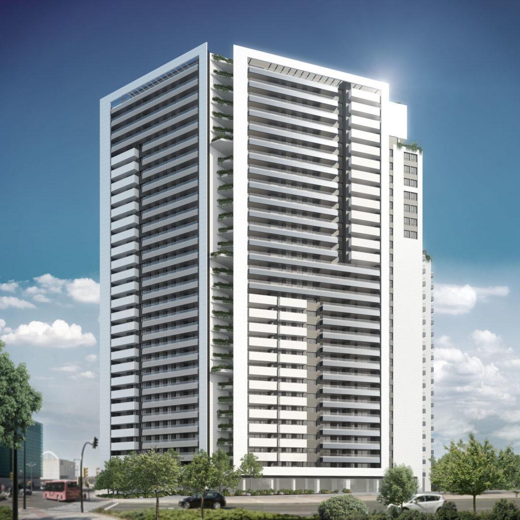 Torre Zaragoza Plaza 14